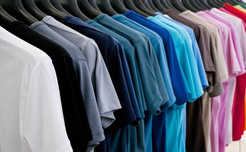 apparel - customized branded shirts