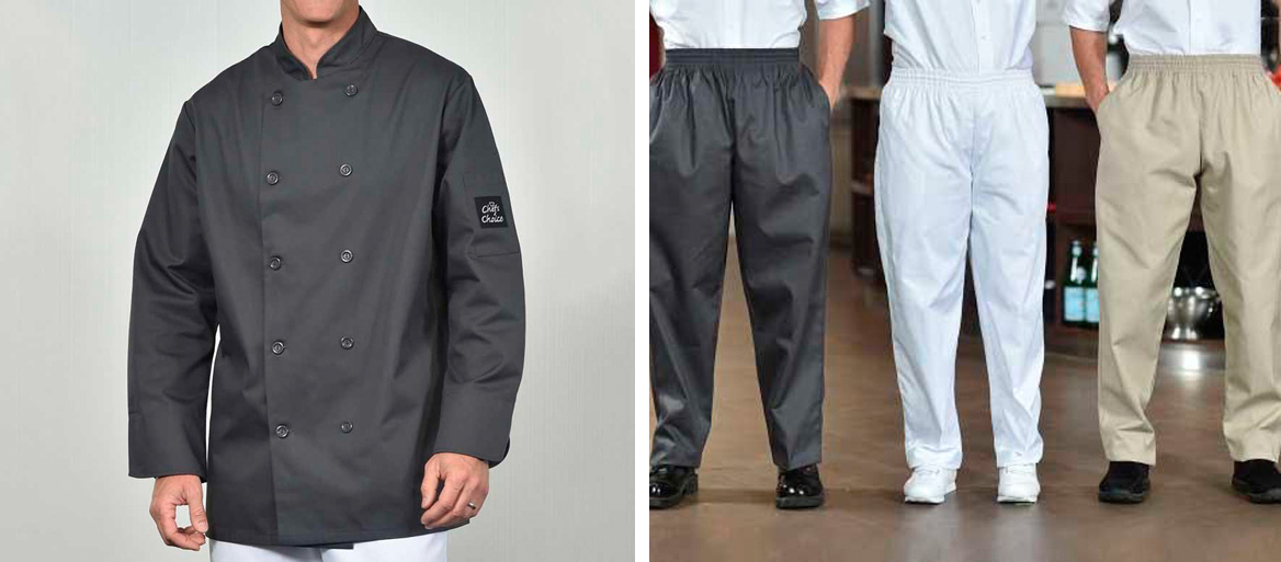 foodservice - workwear